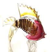 Фигурка стеклянная Top Art Studio Рыбка вуалехвост 28x23см ZB1512-TA