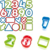 Формочки для печенья цифры, 21шт. Tescoma DELICIA Kids 630926.00