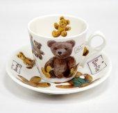 Кофейная пара Мои любимые медвежата, 100мл Roy Kirkham COMYF1121