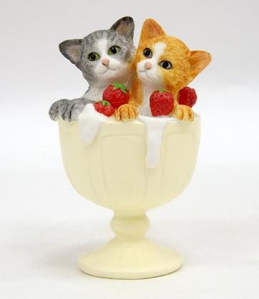 Статуэтка Сладкая парочка (Delightful Duo), 9.5см Enesco CA04195