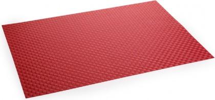 Салфетка сервировочная 45x32см, красная Tescoma Flair Shine 662062.00