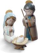 Статуэтка Рождество (Nativity), фарфор NAO 02012017