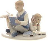 Статуэтка Внеклассное чтение, 13см The Leonardo Collection LP11591