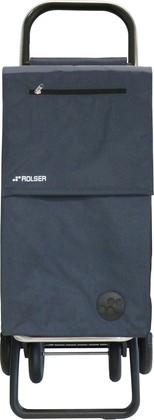 Сумка-тележка Rolser Sbelta, 4 колеса, серая SBE001marengo