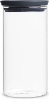 Модульная стеклянная банка 1.1л Brabantia 298264