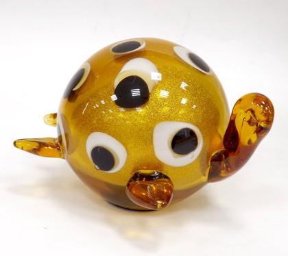 Фигурка Золотая черепашка 17см Top Art Studio ZB2292-TA
