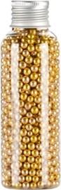 Кондитерская посыпка, жемчужины золотые 90г Tescoma DELICIA DECO 633342