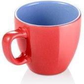Чашка для эспрессо Tescoma Crema Shine 80мл, красный 387190.20