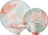 Сервиз чайно-столовый Top Art Studio Эстель, 16пр. JC2455-TA