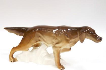 Скульптура Ирландский сеттер ИФЗ 82.01071.00.1