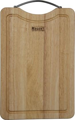 Доска разделочная Regent Bosco 35x23.5x1.5, с металлической ручкой 93-BO-2-07