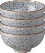 Набор чашек для риса Denby Студио Грэй 13см, 480мл, 4шт 426040045