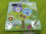 Салфетки для декупажа Paper+Design Совы в парке, 33x33см, 20шт 21571