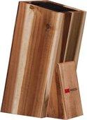 Деревянная подставка для ножей Mikadzo UN-PL5