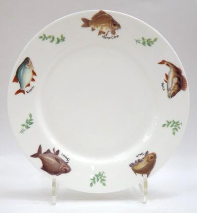 Тарелка 22см Рыбалка Roy Kirkham XFISH1275