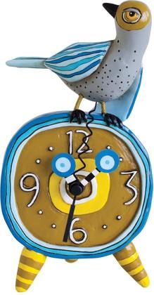 """Настенные часы """"Чик-чирик"""" (Tweets), 20х10.5см Enesco P1158"""