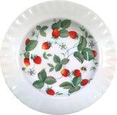 Тарелка суповая Roy Kirkham Альпийская Земляника, 24см XALP1265