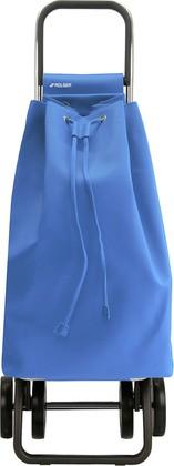 Сумка-тележка хозяйственная голубая Rolser LOGIC DOS+2 SPS002azul