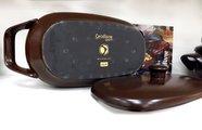 Ёмкость для запекания с крышкой керамическая, шоколад 4.5л Ceraflame TERRINE A4603545