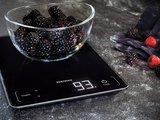 Весы кухонные электронные Soehnle Page Profi 100, 15кг/1гр, чёрный 61506