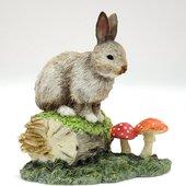 Статуэтка Lesser & Pavey Кролик, 11см, полистоун LP22805