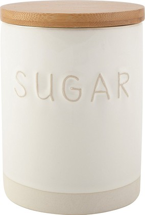 Банка для сыпучих продуктов Сахар 135х97мм Origins Creative Tops 5164493