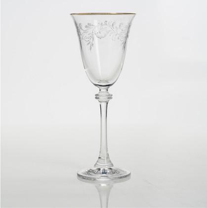 Фужеры 6шт Александра 185мл вино Crystalite Bohemia 1SD70/185/432282K
