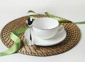 Набор чайный для завтрака Шер, 2/4 Top Art Studio LD1378-TA