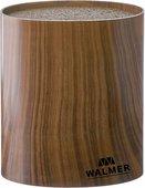 Подставка для ножей Walmer Wood овальная, 16x7x16см W08002203