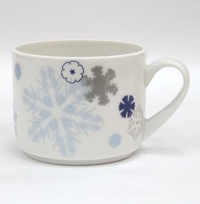 Кружка чайная Снежинки, ф. Баланс-2 ИФЗ 80.72145.00.1