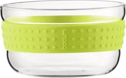 Набор из двух салатников Pavina, диаметр 12,5см, зелёные, 11336-565