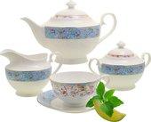 Чайный сервиз Top Art Studio Роял Селеста, 15 предметов YF1211-TA
