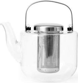 Чайник заварочный Viva Scandinavia Bjorn, с ситечком, 0.75л, стекло V34301