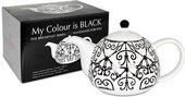 Чайник заварочный Koenitz Waechtersbach Мой цвет чёрный, 850мл 41 5 966 1181