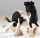 Статуэтка Enesco Лошадь с жеребёнком Руби и Роуз, 20см, полистоун CA00059
