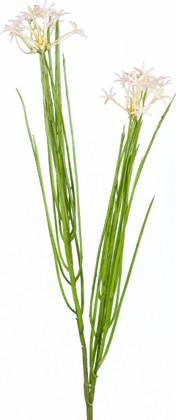 """Цветок искусственный """"Дикий розовый анис в траве"""", 68см Floralsilk 01326PI"""