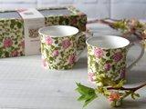 Набор кружек Розовые розы Вильям Морис, 2шт Creative Tops 5149360