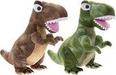 Дорстопер Lesser & Pavey Динозаврик 38x18x34см LP45677