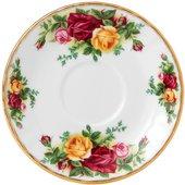 Блюдце кофейное Royal Albert Розы Старой Англии Эйвон IOLCOR00473