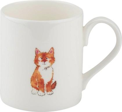 Кружка Кошка Сесилия 270мл Top Art Studio XHENCATG1002