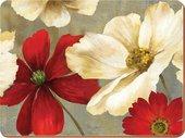 Подставки на пробке Цветочный эскиз 40x29см, 4шт Creative Tops 5169663