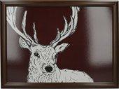 Поднос с подушкой Creative Tops Deer, 44x33см 5234089