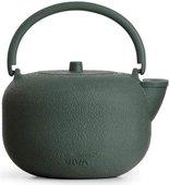 Чайник заварочный Viva Scandinavia Saga, 0.8л, тёмно-зелёный V82147