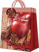 """Пакет подарочный """"Корица и яблоко"""" 20x25x10см Paw AGB026003"""