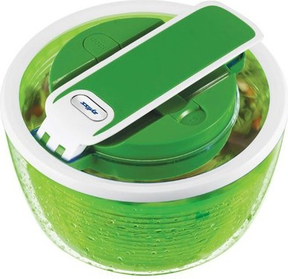 Центрифуга для сушки зелени, Smart touch, зелёная, диаметр 21см, E15721