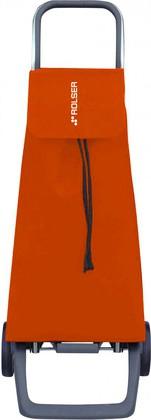 Сумка-тележка хозяйственная оранжевая Rolser JOY JET JET001mandarina
