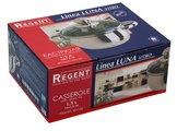 Кастрюля 1.5л стеклянная крышка 16х7.5см Luna vitro Regent Inox 93-Lv02