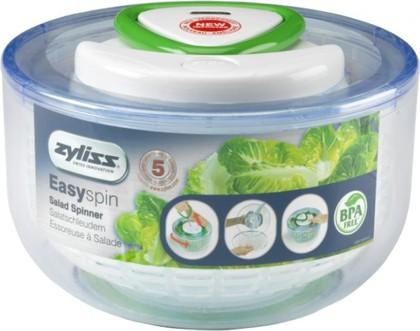 Центрифуга для сушки салата Zyliss Easy Spin E940004