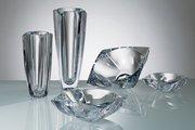 "Ваза для фруктов ""Ареззо"" 32см Crystalite Bohemia 6KD90/0/99S76/320"