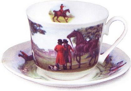 Чайная пара Охота Roy Kirkham XTAL1100